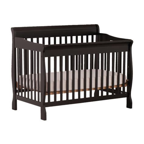 Buy Crib Canada by Stork Craft Modena 4 In 1 Fixed Side Convertible Crib