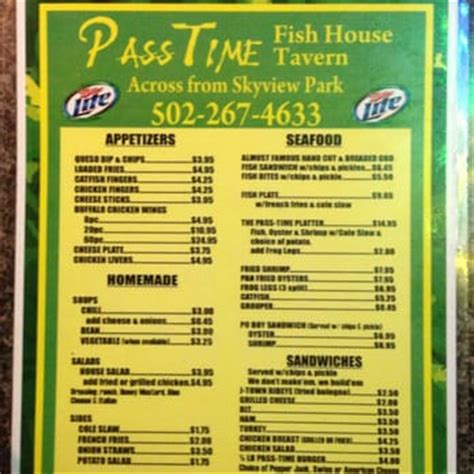 pass time fish house passtime fish house 43 photos 56 reviews seafood 10801 locust rd louisville ky