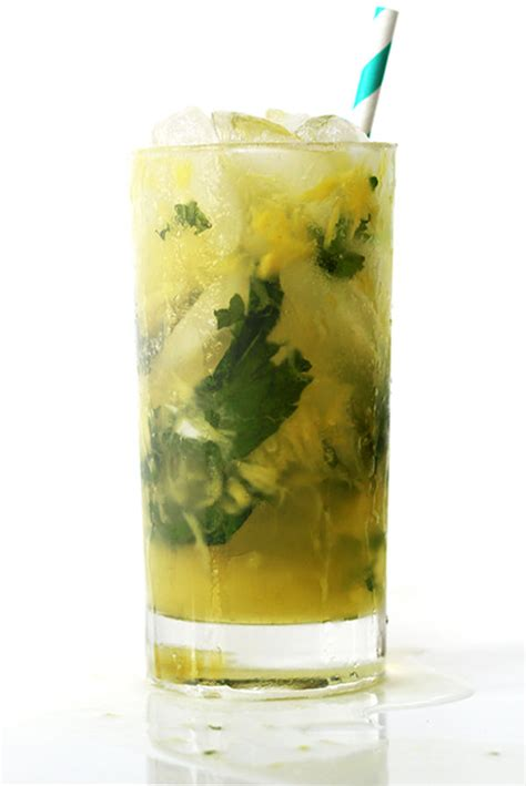 pineapple mojito recipe ginger ale and ginger beer cocktail recipes saveur