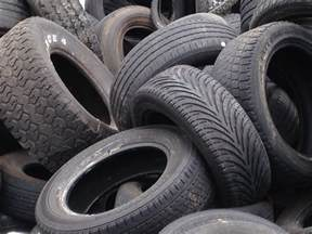 Tires Wi East Side File Recycled Tires Jpg Wikimedia Commons