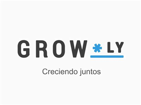 creciendo juntos de la b00fh5qiw2 grow ly creciendo juntos