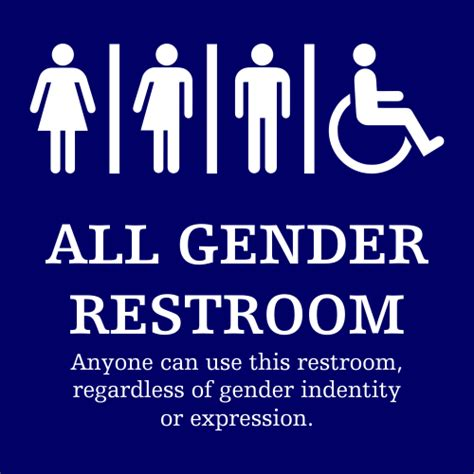 gender bathroom signs observations from below to pee or not to pee huffpost