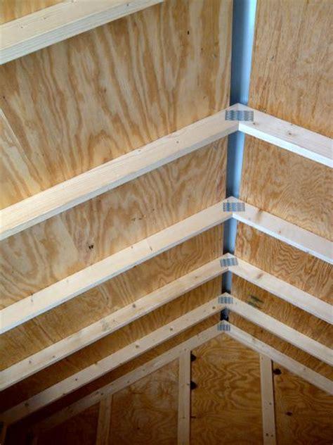 roof construction   shedplease explain