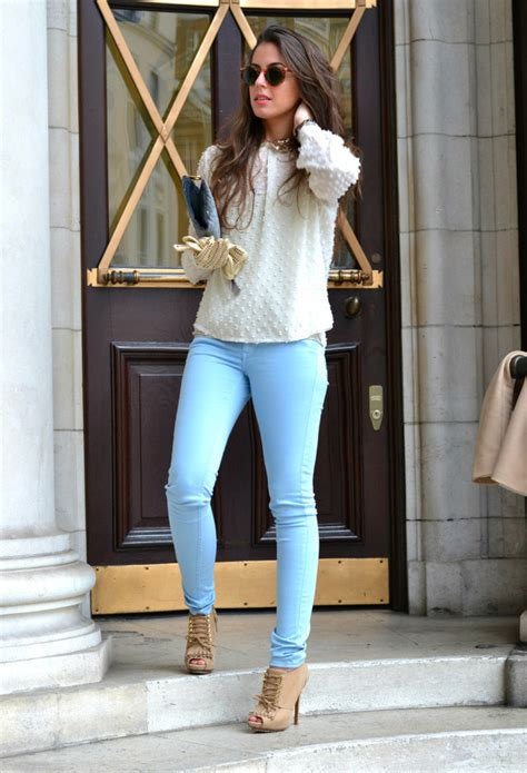 light colored jeans 20 colored jeans for spring 2014 pretty designs