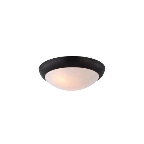 monte carlo ceiling fan light kit monte carlo 3 light bronze hugger ceiling fan light