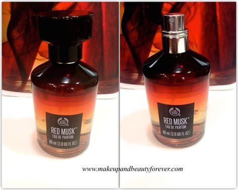 Parfum Shop Review the shop musk eau de parfum review