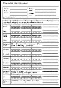 etat des lieux mod 232 le gratuit a imprimer word et pdf
