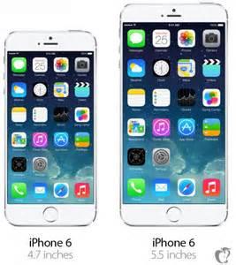 Copy Iphone 6 47 Inch iphone 6 komt in september met 4 7 en 5 5 inch scherm