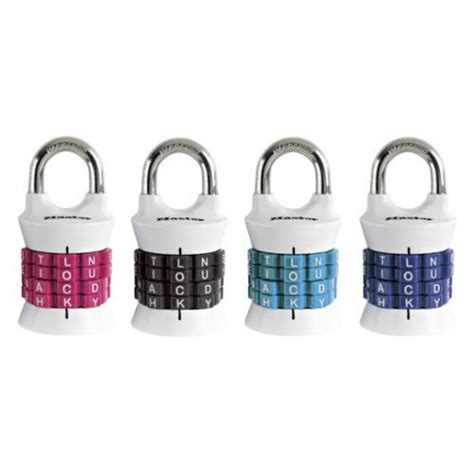 Types Of Combination Locks - master lock 1535dwd password set your own combination
