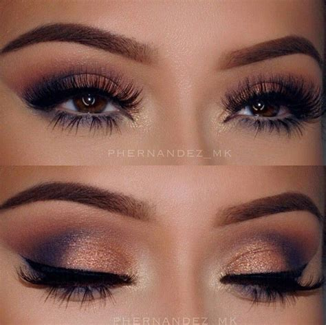 Tutorial Eyeshadow Wardah Seri E prom makeup for brown and blue dress www pixshark images galleries with a bite