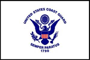coast guard colors coast guard flag