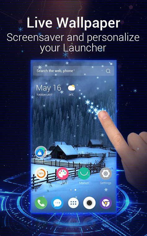 themes android c launcher скачать c launcher 3d android theme live wallpaper 2 1 0