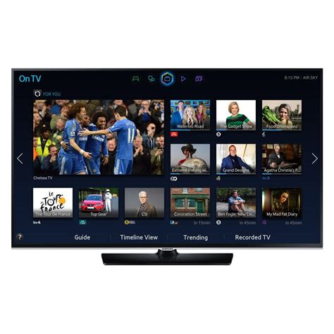 Tv Samsung Smart Tv samsung ue32h5500akxxu 32 quot hd smart tv samsung from powerhouse je uk