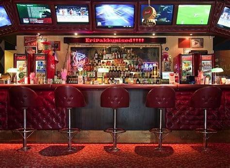 american bar mack bar b que where to eat in tallinn