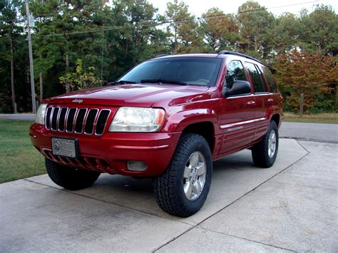 2000 Jeep Wj 2000 Jeep Grand Ii Wj Pictures Information