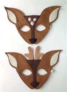 image of deer mask children happy birthdays pinterest