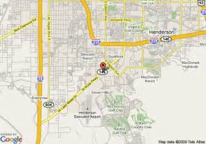 henderson map map of wingate by wyndham henderson las vegas