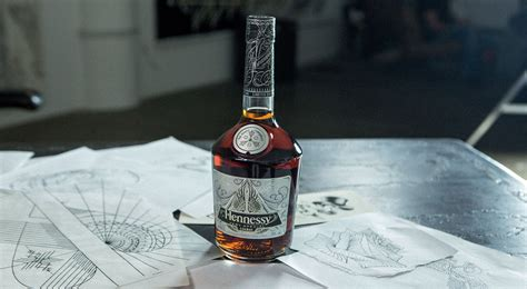 hennessy tattoo hennessy special gets a from cbell lvmh