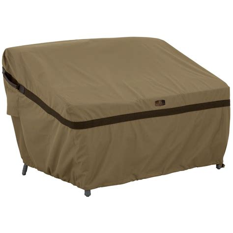 couch cover for storage classic accessories hickory patio sofa cover 615567