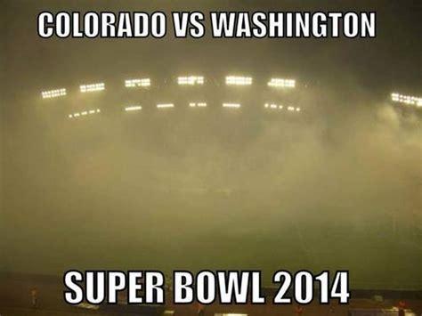 Super Bowl Weed Meme - superbowl 2014 colorado v washington