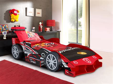 red car bed speedracer red car bed