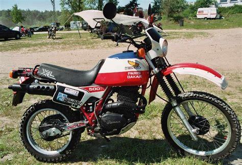 Honda Motorrad Xl 500 by Honda Xl 500 R Technische Daten Des Motorrades Motorrad