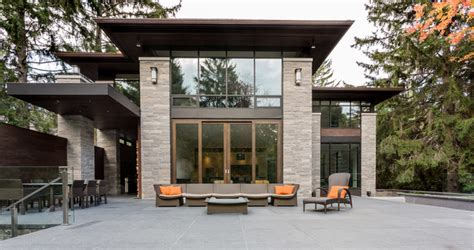 david small design the glass room modern exterior toronto by david