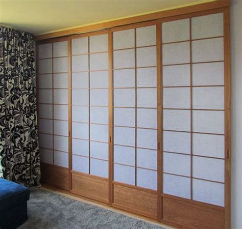Shoji Style Closet Doors Cherry Tree Design Shoji Closet Doors Sliding Shoji 107 Zen Tree Designs