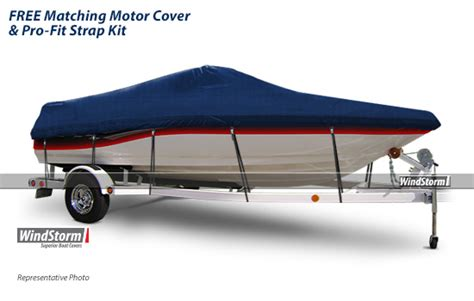 boat windshield cover windstorm cover for ski boats with low profile windshields