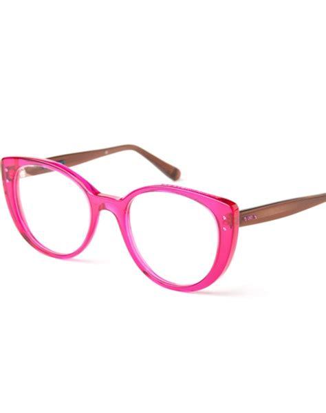 pink glasses pink