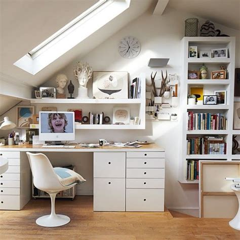home office ideas that really work housetohome co uk inspirational designs for your loft conversion
