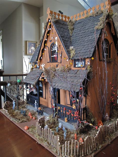 halloween doll house haunted house ideas on pinterest haunted houses haunted mansion and doll houses