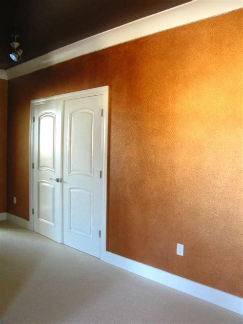 metallic bathroom paint metallic copper paint with godiva chocolate ceiling