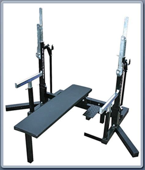 squat rack bench er equipment squat bench press combo rack 10 001 ipf