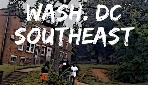The SouthEast Washington DC Ghetto: A Never Before Look