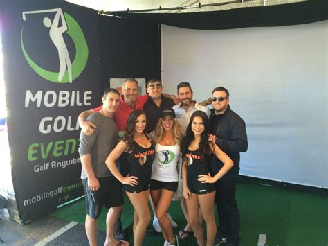 hooters girl golf swing category the masters mobile golf events