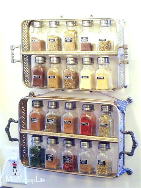 Funky Spice Racks 200 salvaged junk storage ideas funky junk interiors