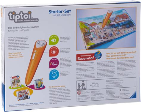 Tiptoi Starter Set 3731 by Tiptoi Starter Set Tiptoi Starter Set Stift Und