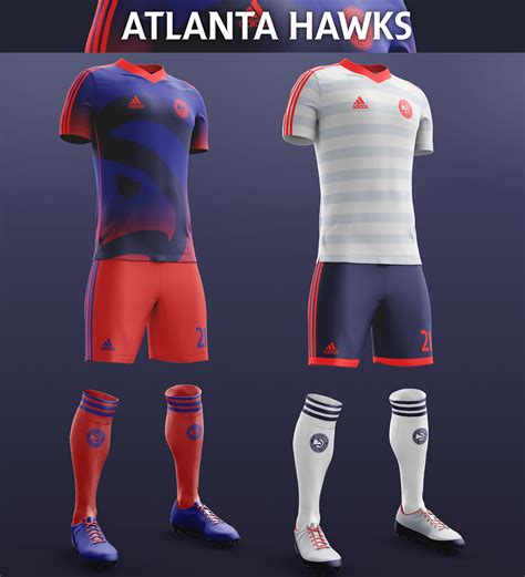 uniformes de futbol soccer nba football kits on behance