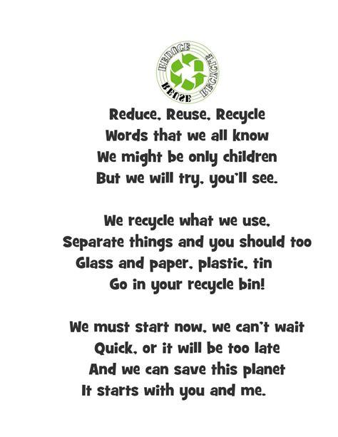 oceans of teaching ideas bio poem must have freebie till reduce reuse recycle poem q u o t e u s pinterest