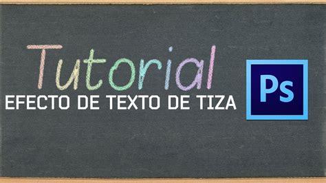 tutorial photoshop efecto dispersi 243 n doovi efecto pizarra en power point efecto de texto de tiza en