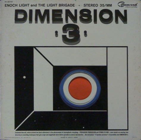 Enoch Light by Enoch Light Dimension 3 Records Lps Vinyl And Cds