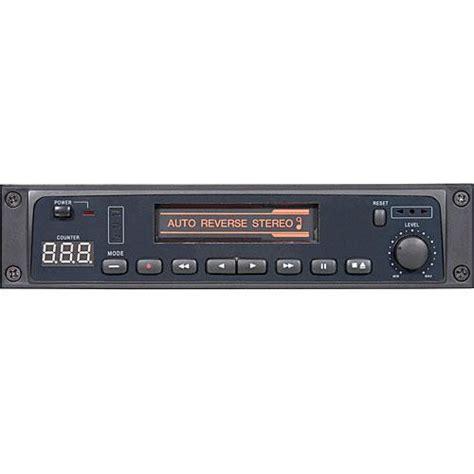 Audio Rack Mount by Galaxy Audio Rm Cass Rack Mount Cassette Player Recorder