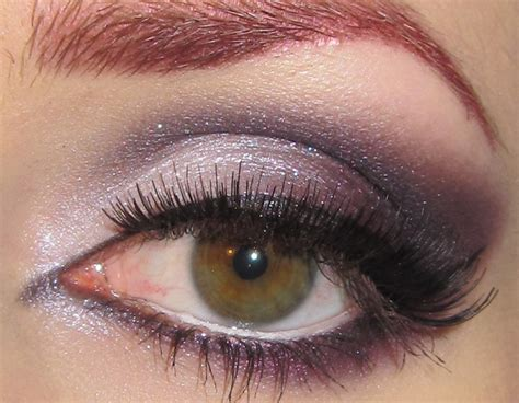 dramatic purple eyeshadow glitter is my crack dramatic purple eye makeup tutorial