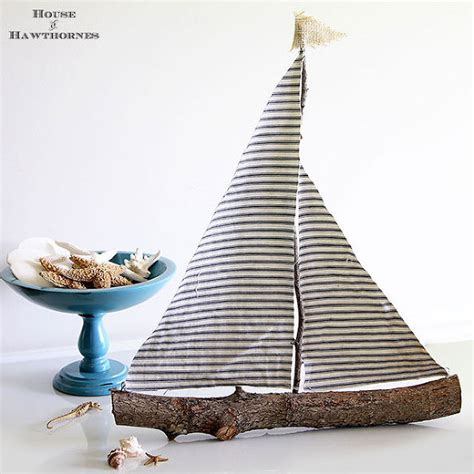 boat decor for home and easy diy sailboat decor crafts home decor