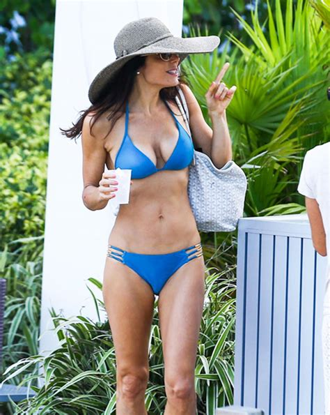 celebrity bethenny frankel celebrity bikini