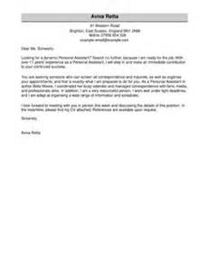 personal assistant cover letter exles for admin