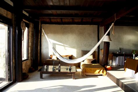 hammock in bedroom how to fit hammock into interior design interiorholic com