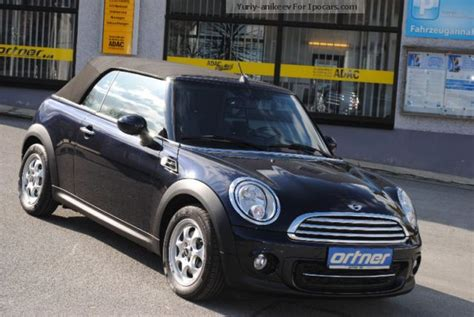 mini cooper convertible car photo  specs
