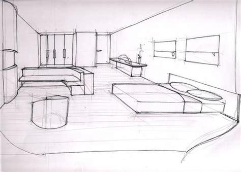 dessin d une chambre chambre dessin perspective des id 233 es novatrices sur la